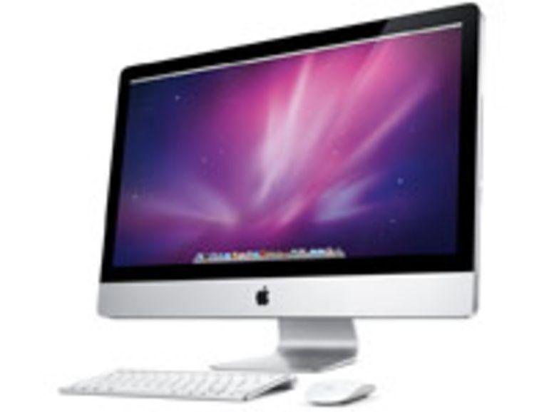Vers un renouvellement des iMac en mai