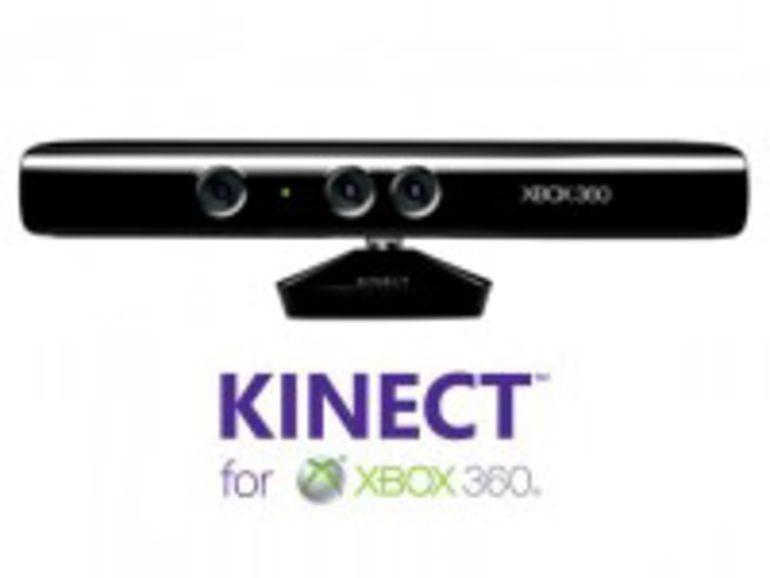Kinect à 149 euros ou 299 euros avec Xbox slim et accessoires