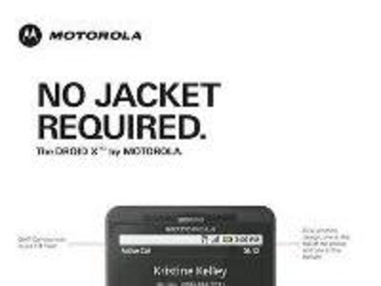 Motorola se moque aussi de l'iPhone 4 dans sa pub
