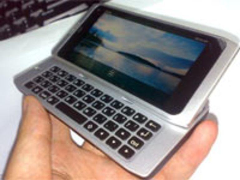 Nokia N9 sous MeeGo officialisé au MWC 2011 ?