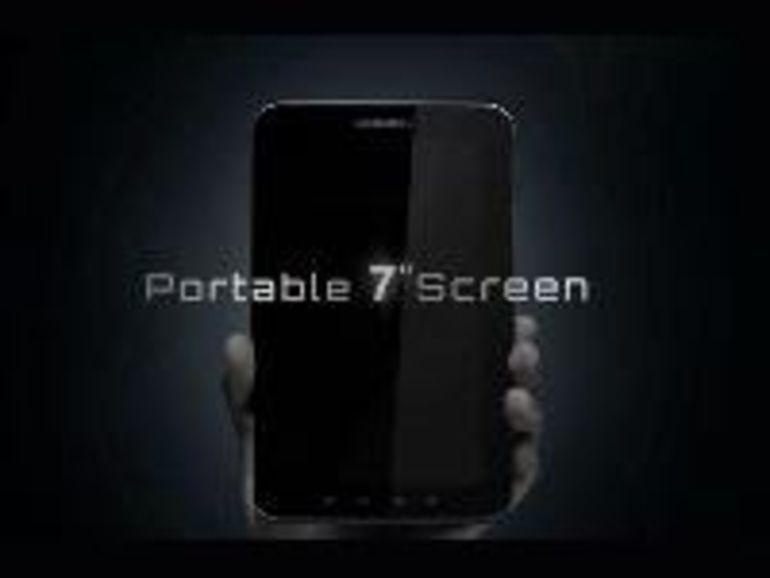 Samsung Galaxy Tab face à l'iPad