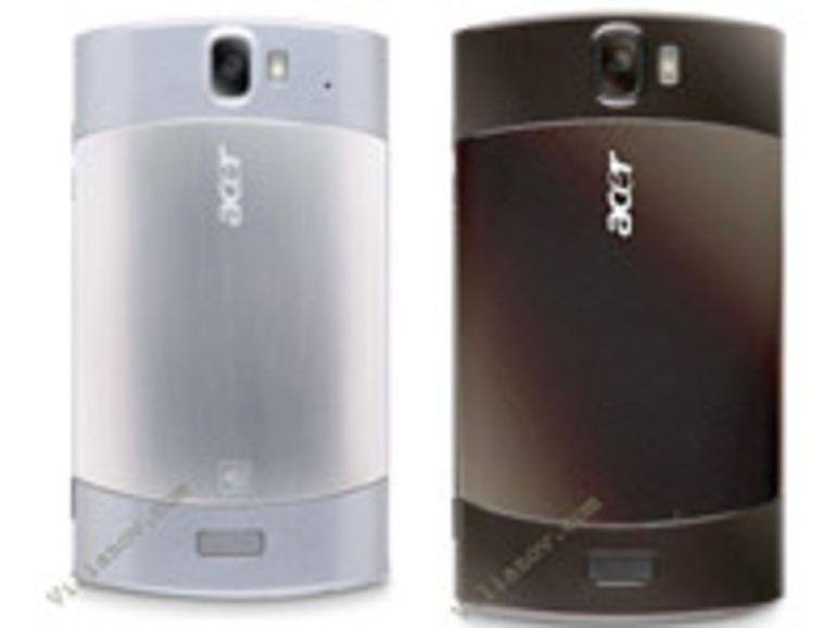 L'Acer Liquid Mt Silver est disponible chez les autres opérateurs