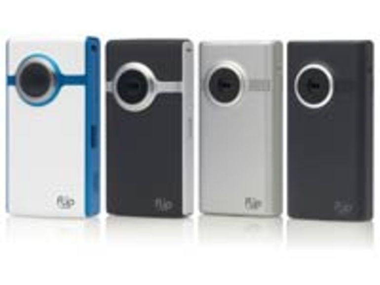 Cisco renouvelle sa gamme de caméra HD de poche Flip