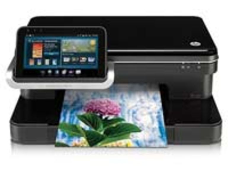 Photosmart eStation C510 : quand HP combine imprimante jet d'encre et tablette Internet