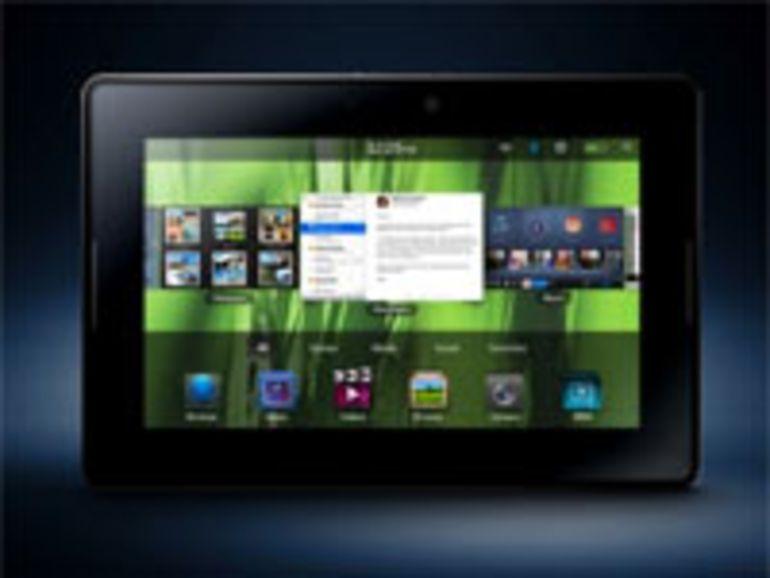Playbook : la tablette BlackBerry disponible le 15 juin à partir de 499 euros