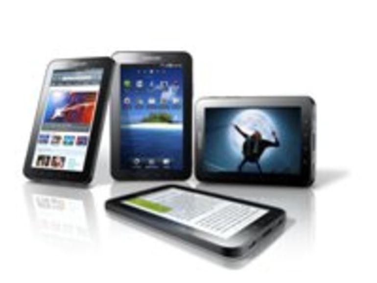 La tablette Samsung Galaxy Tab officielle !