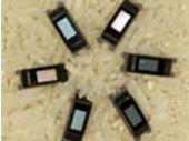 Texas Instruments présente une puce pour projecteur DLP de la taille d'un grain de raisin