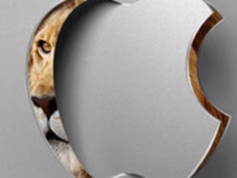 Mac OS X Lion disponible mercredi 20 juillet