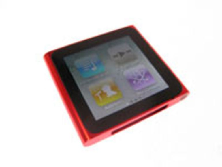 Apple iPod nano 2010 (tactile)