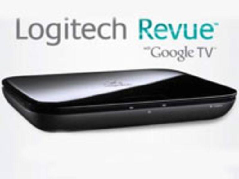 Le boîtier Google TV de Logitech lancé le 6 octobre