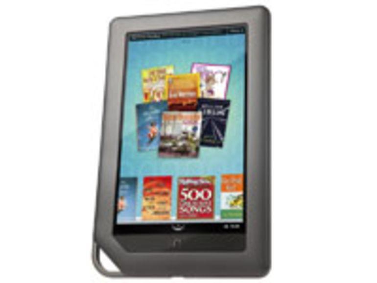 Le Nook de Barnes et Noble passera sous Android 2.2 en janvier