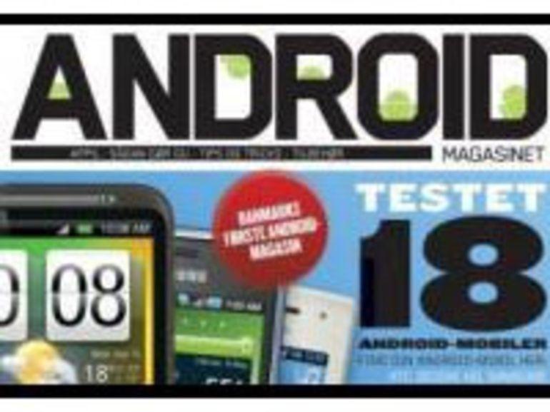 Pas de magazine sur Android dans l'App Store d'Apple