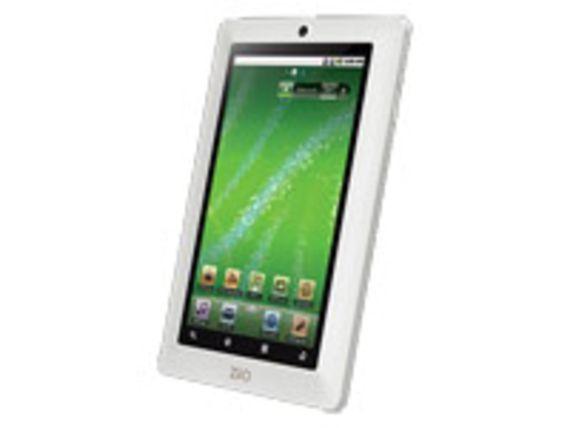 Les tablettes tactiles Creative ZiiO enfin disponibles