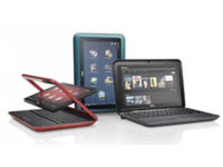 Lancement proche pour le netbook hybride de Dell Inspiron Duo