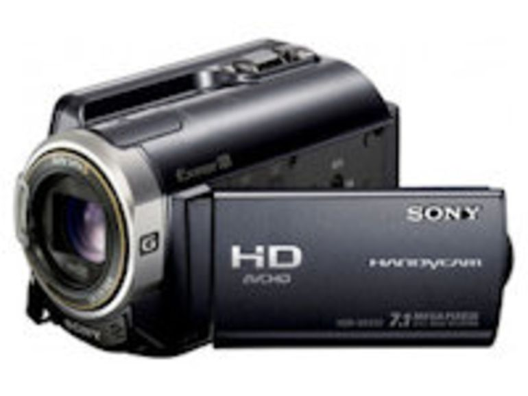 Sony Handycam HDR-XR350VE