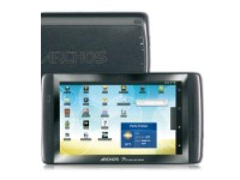 Tablettes Internet : Archos fuit la polémique en France en s'exposant au CES