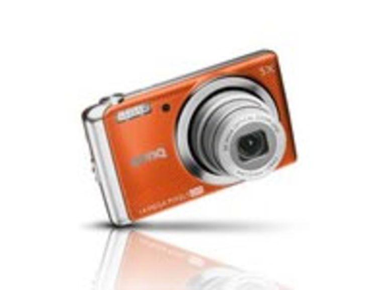 Photo : BenQ met un capteur 14 millions de pixels sur son compact S1420