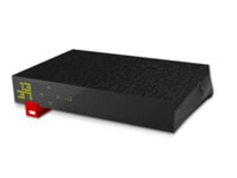 Freebox Revolution, pas d'image en dehors du HDMI