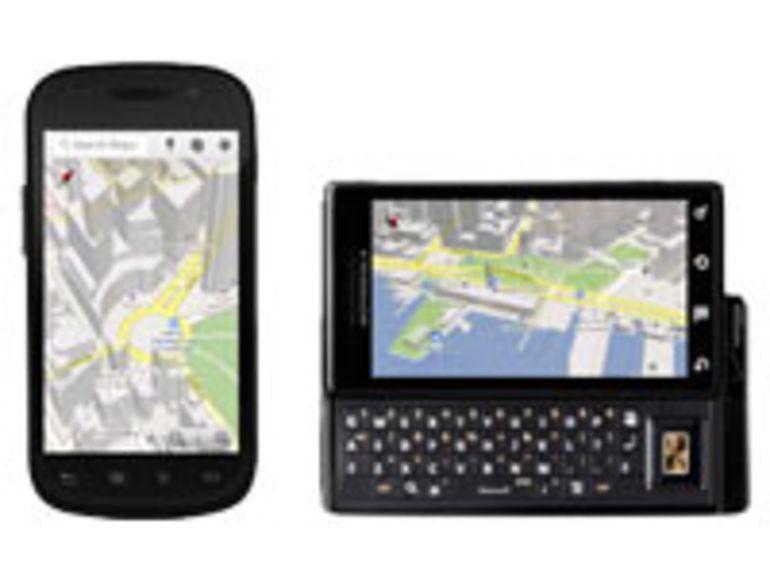 Google Maps 5.0 pour Android propose 100 villes en 3D