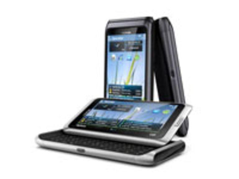 Nokia retarde l'E7 mais n'abandonne pas Symbian
