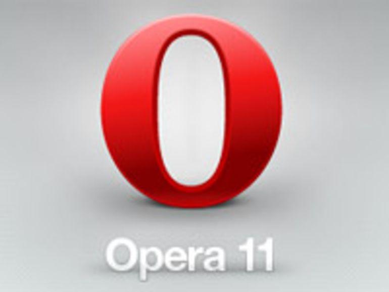 Opera 11 est disponible en version finale avec la gestion des extensions