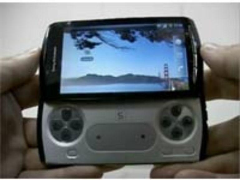 Zeus Z1 ou PlayStation Phone : première vidéo pour le smartphone de Sony Ercisson