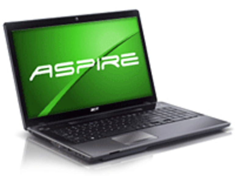 Acer met de l'AMD Fusion dans un nouveau netbook 10 pouces et de nouveaux portables 15 pouces