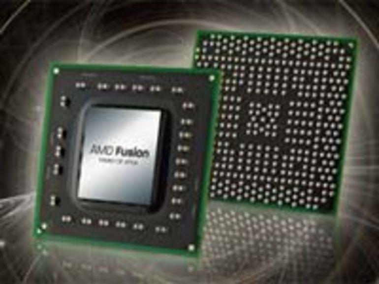 CES 2011 : AMD présentera ses puces Fusion avec 10 heures autonomie