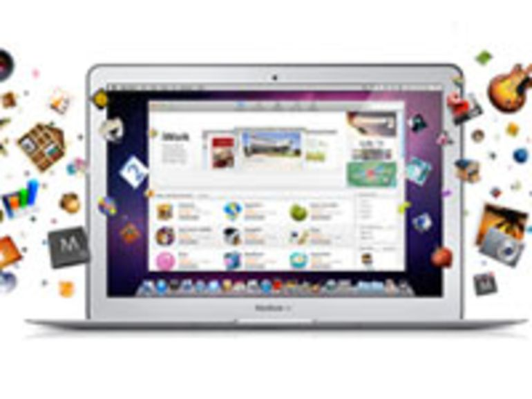 Apple Mac App Store disponible