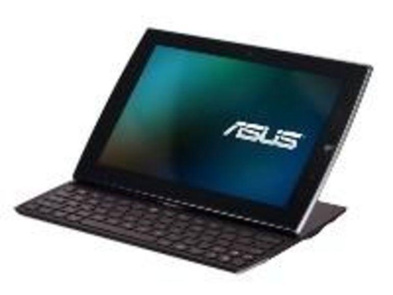 CES 2011 : Asus présente 4 tablettes Eee Pad sous Android et Windows 7