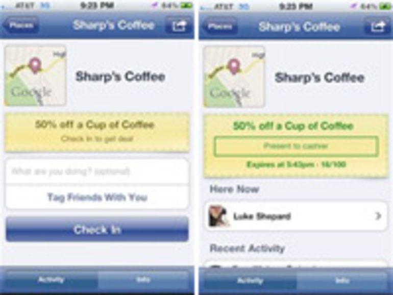 """Facebook lance """"Facebook Deals"""" en France et prépare un module de commentaires pour les sites Web"""