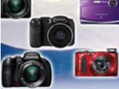CES 2011 - Fujifilm dévoile sa nouvelle gamme d'appareils photo Finepix