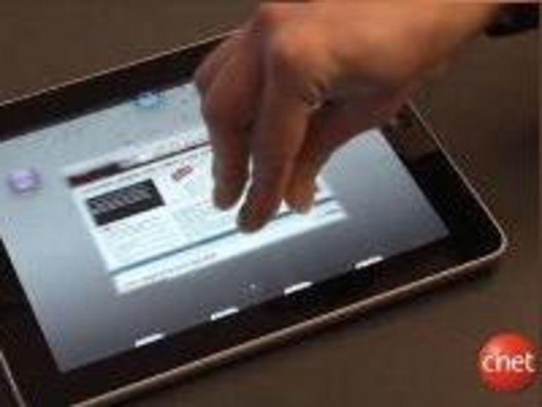 iPad 2 : la dernière bêta d'iOS 4.3 révèle la présence d'un appareil photo