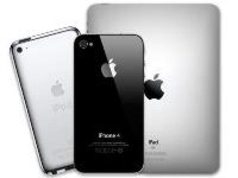 Apple : 15 millions d'iPad et 75 millions d'iPhone vendus