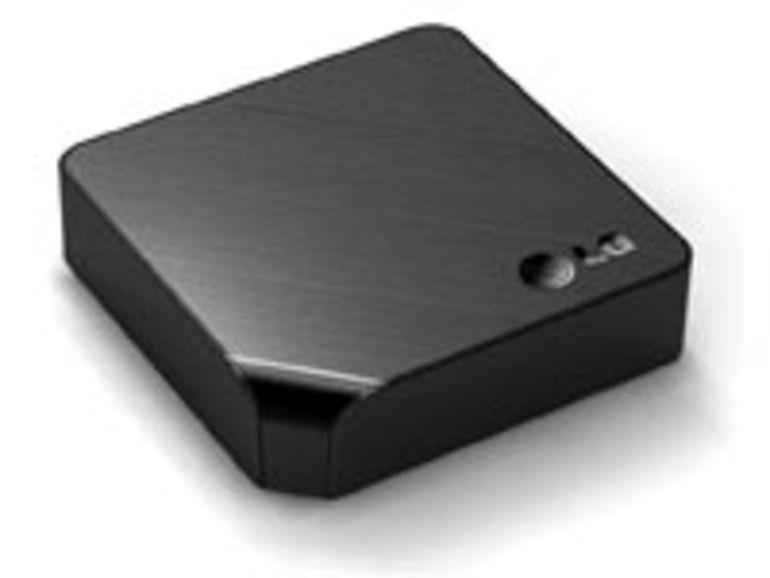 CES 2011 : LG Smart TV