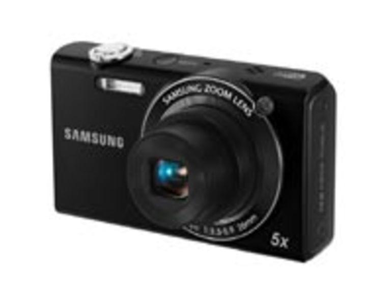 CES 2011 : Samsung SH-100 appareil photo numérique connecté et Galaxy Tab Wi-Fi