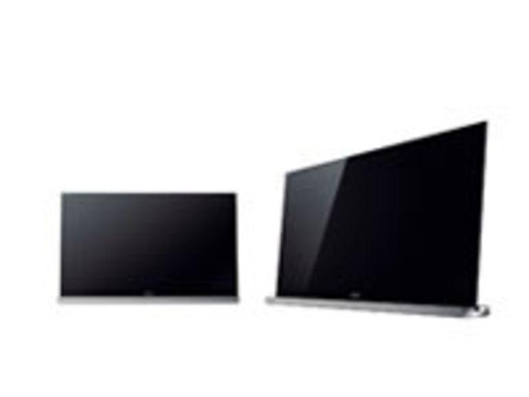 CES 2011 : Sony léve le voile sur sa gamme 2011 de téléviseur Bravia