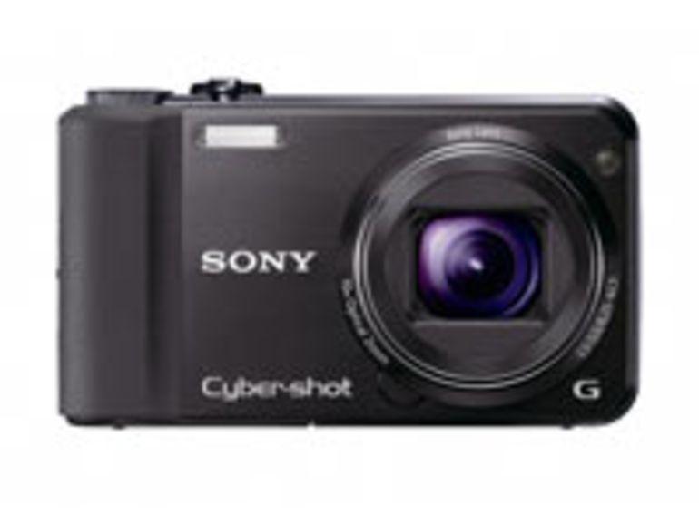 CES 2011 : Sony renouvelle sa gamme d'appareils photo numérique compacts Cyber-shot