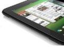 Les tablettes tactiles HP/Palm sous WebOS se dévoilent