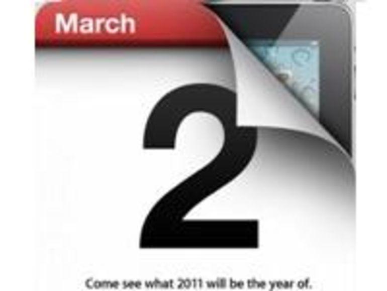Keynote du 2 mars, nouveaux iPad 2 : le direct !