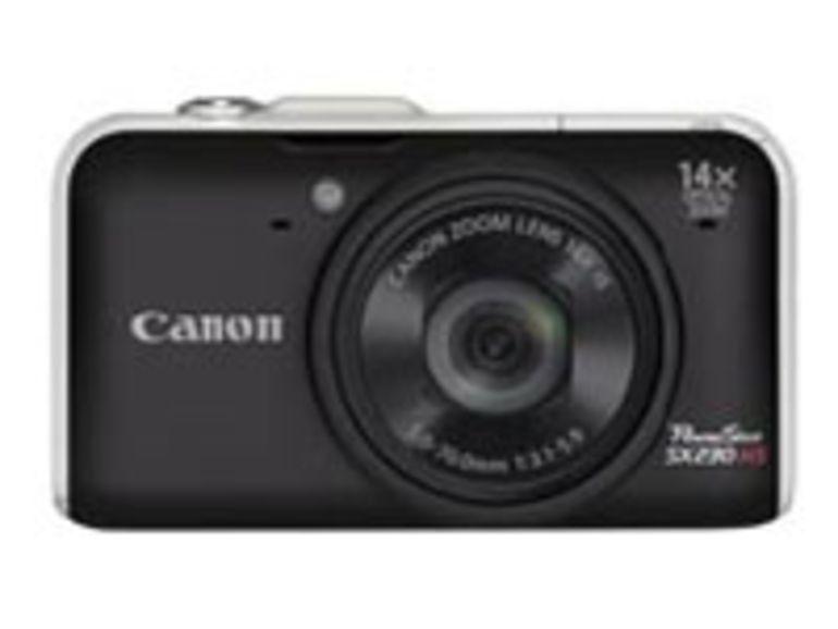 Canon renouvelle ses PowerShot avec les SX230 HS et Ixus 310 HS, 220 HS, 115 HS
