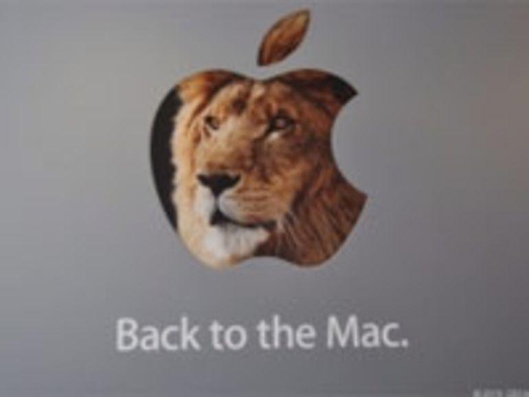Mac OS X 10.7 Lion envoyé aux développeurs