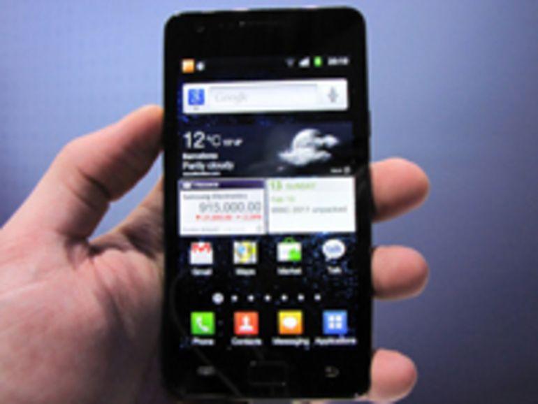 Des versions différentes selon les marchés pour le Galaxy S II de Samsung ?