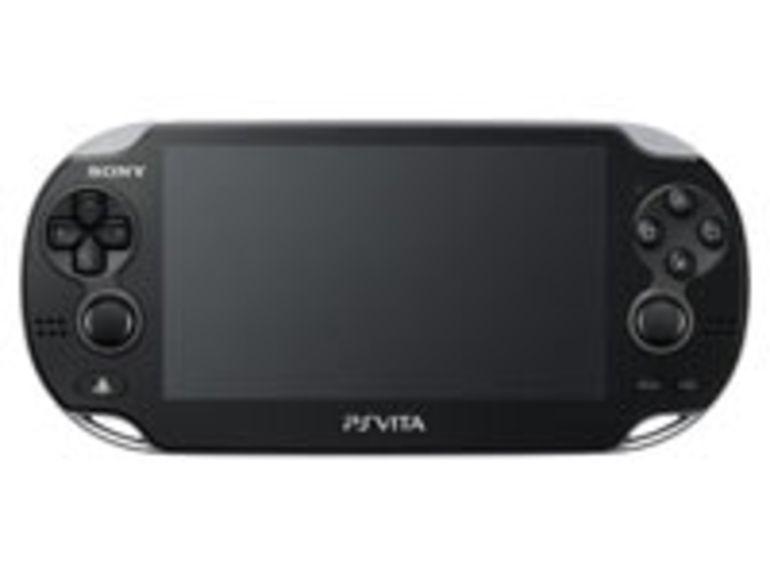 La Sony PS Vita disponible en France
