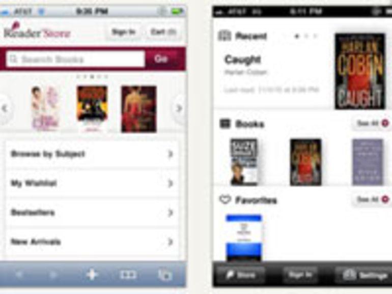 Apple explique son rejet de l'App Store de l'application Reader de Sony