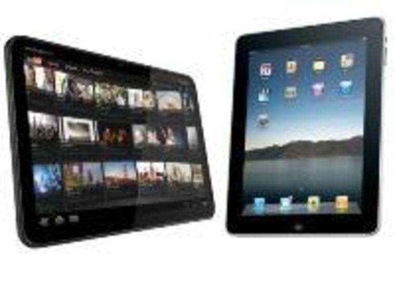 Face à l'iPad 2 la Samsung Galaxy Tab 10.1 est inadéquate !