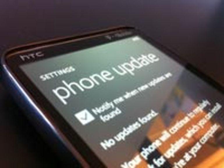 La mise à jour Windows Phone 7 entraîne des bugs chez Samsung