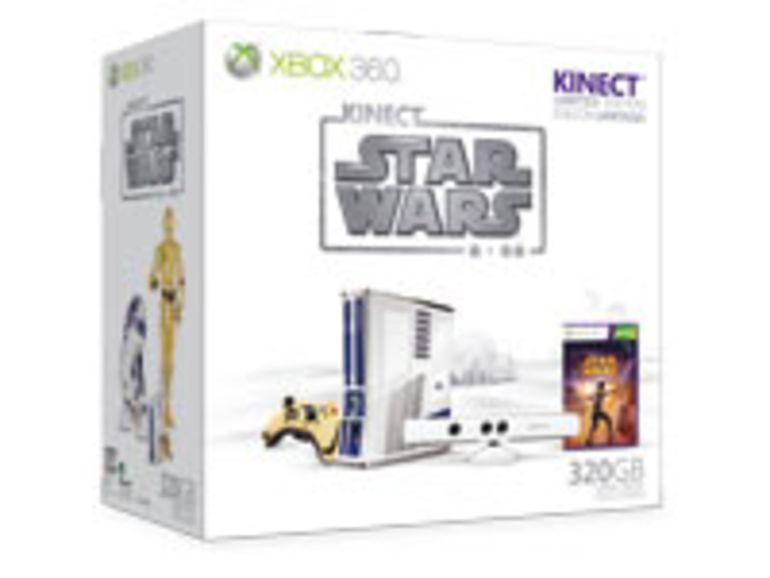 La Xbox 360 aux couleurs de Star Wars