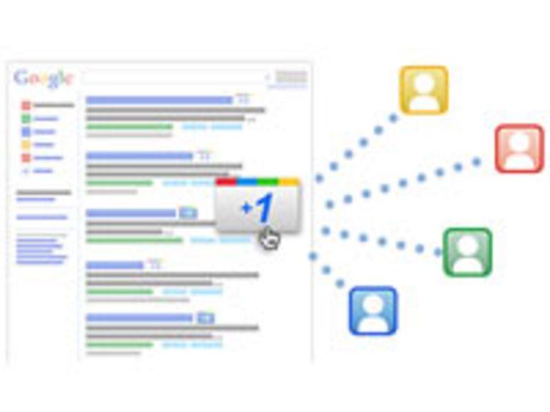 Google lance son système de recommandation « +1 »