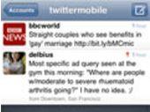 Twitter supprime la QuickBar de son application iPhone et iPad